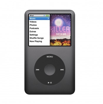 Apple iPod Classic 5th Gen 60GB | Black | Grade C