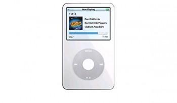 Apple iPod Classic 5th Gen 80GB | White | Grade C