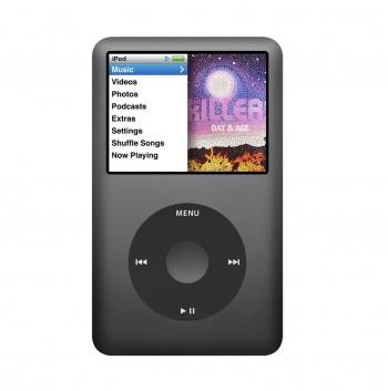 Apple iPod Classic 7th Generation 160GB | Black | Grade C