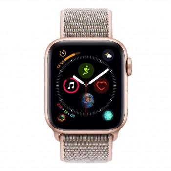 Apple Watch Series 4 40mm Gold Aluminium Pink Band (GPS+Cellular) | Grade A