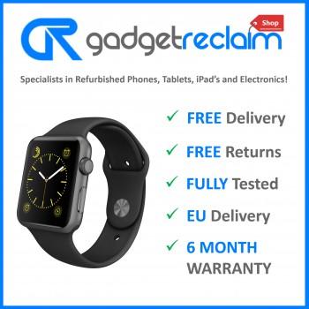 Apple Watch Sport 42mm 1st Gen | Space Grey (Size M/L) | Grade B