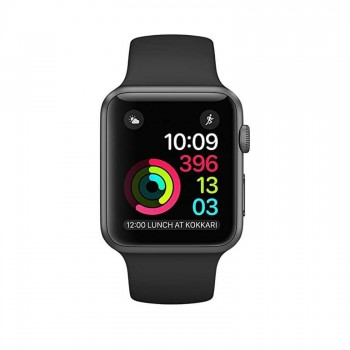 Apple Watch Sport 42mm A1554 Space Grey (Black Velcro Band) | Grade B