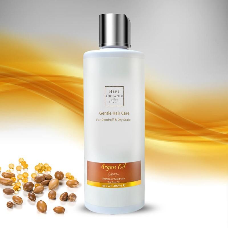Nourishing Argan Oil Shampoo 2