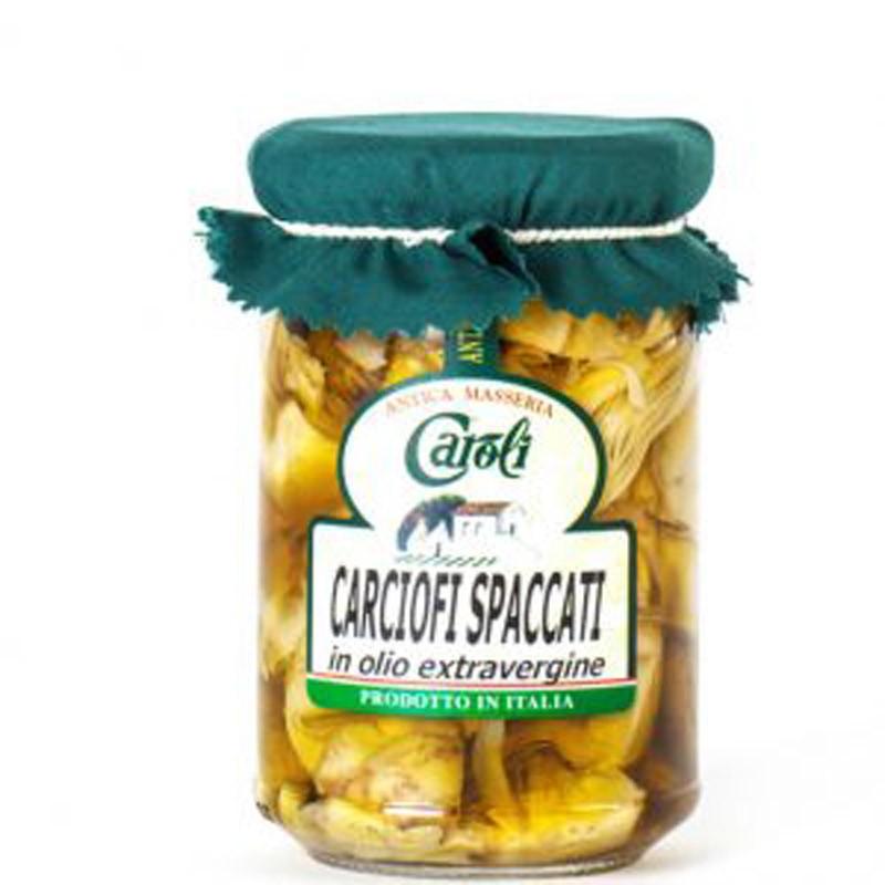 Artichokes in Extra Virgin Olive Oil - Antica Masseria Caroli