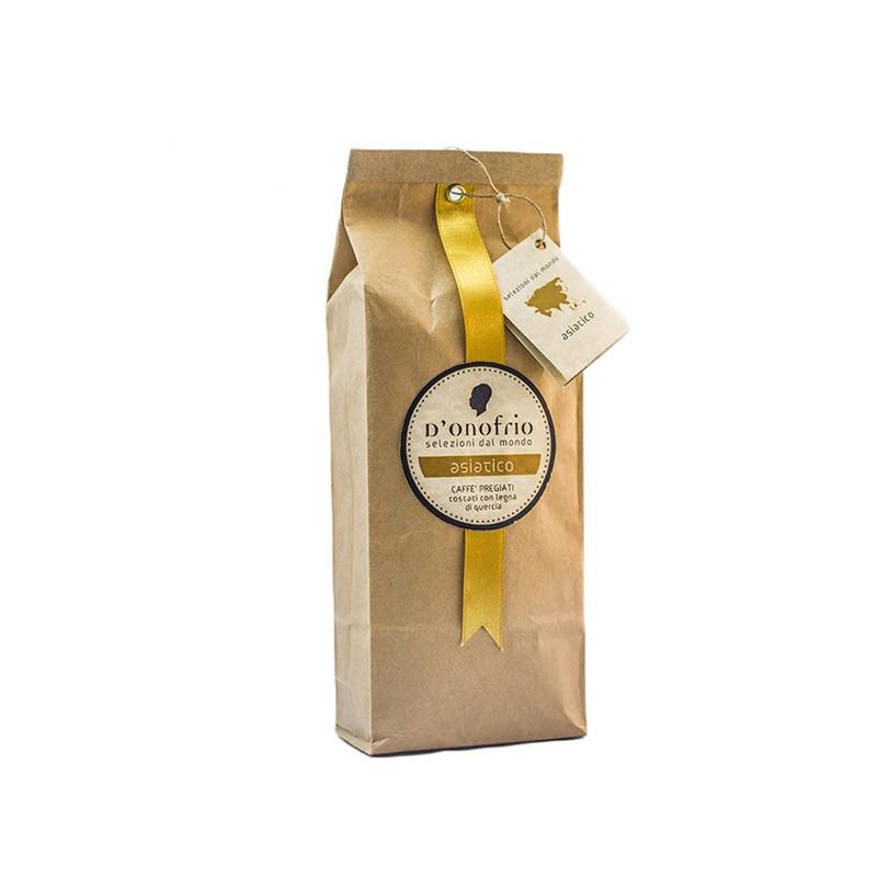 Asian Selection, Artisan Coffee Moka-Filter 250gr - D'Onofrio Caffè