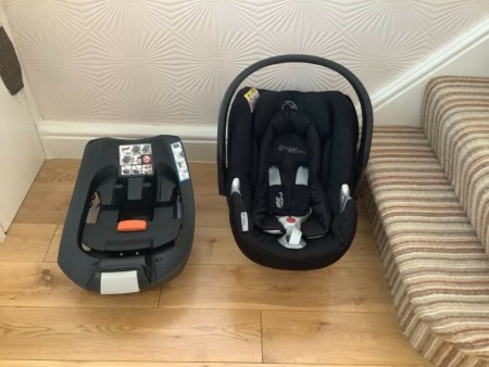 Platinium baby seat