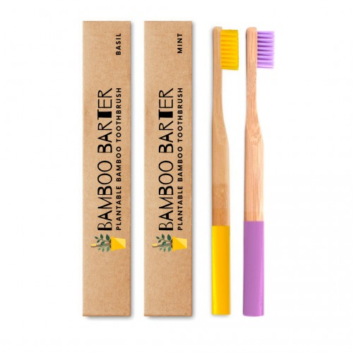 Bamboo Barter Twin Pack