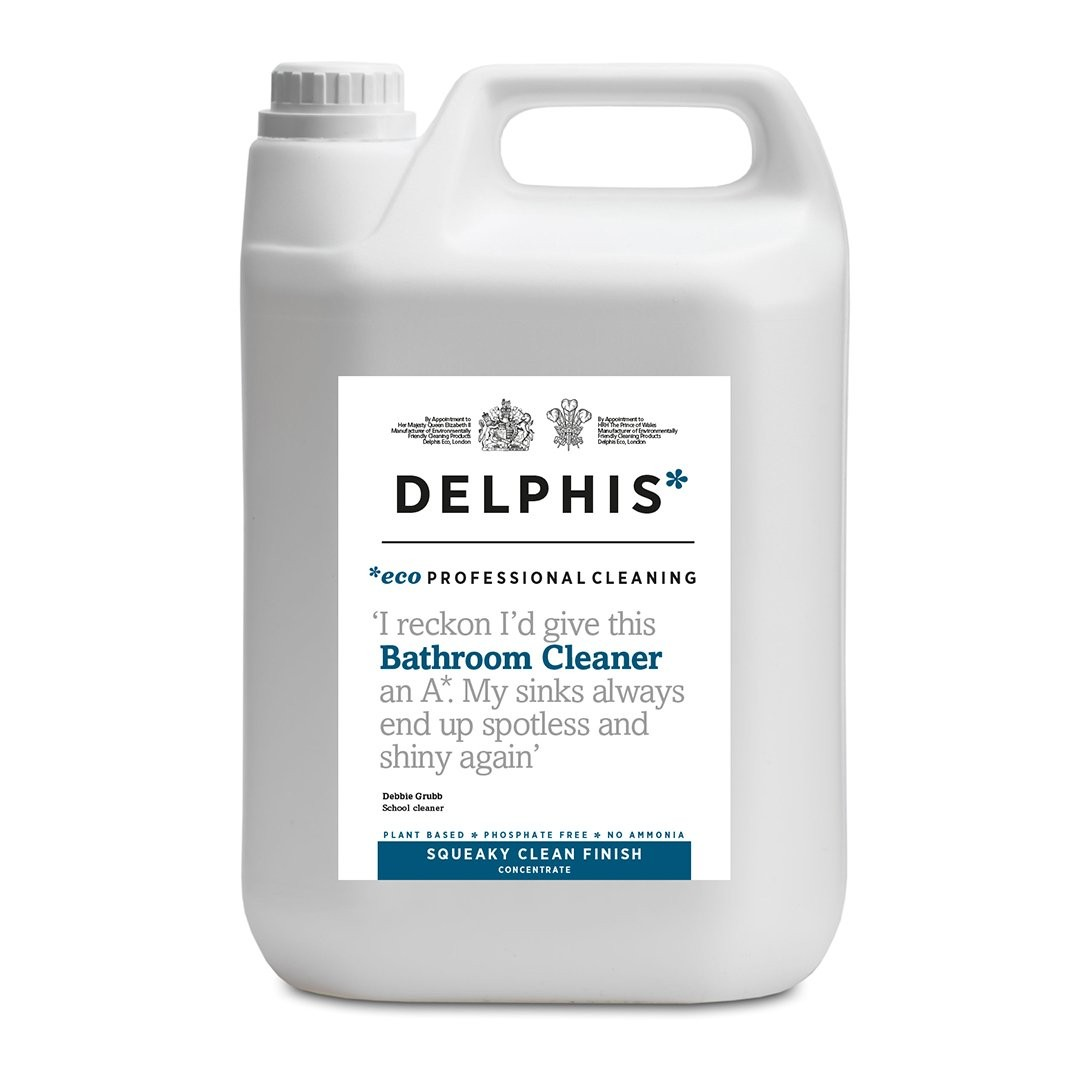 Bathroom Cleaner 5ltr Concentrate 1