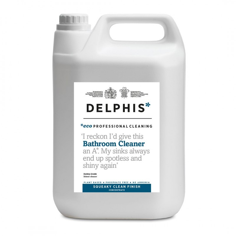 Bathroom Cleaner 5ltr Concentrate
