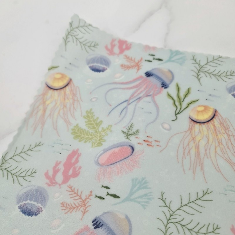 Under The Sea - Beeswax Wrap Variety Pack 4