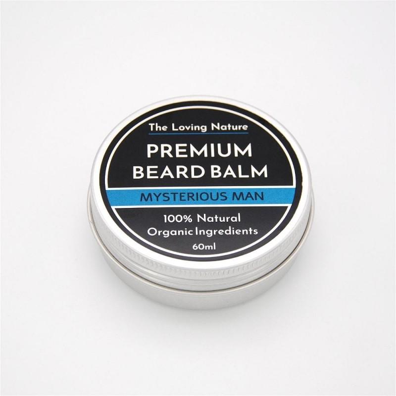 Bergamot & Sandalwood Beard Balm - Mysterious Man 2