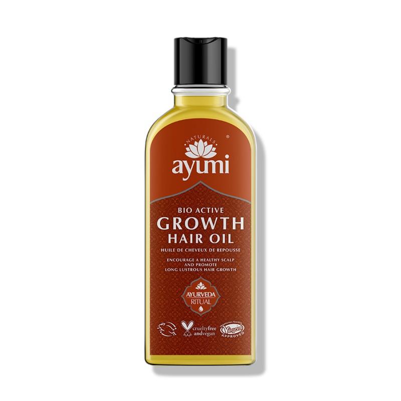 Bio Active Growth Hair Oil 150ml
