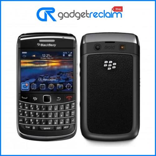 BlackBerry Bold 9700 - Black | Unlocked | Grade B