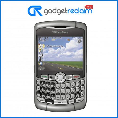 BlackBerry Curve 8310 - Silver Grey | Unlocked | Grade C