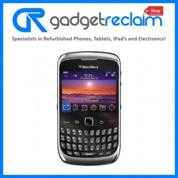 Blackberry Curve 9300 Black QWERTY Keyboard | Unlocked | Grade B