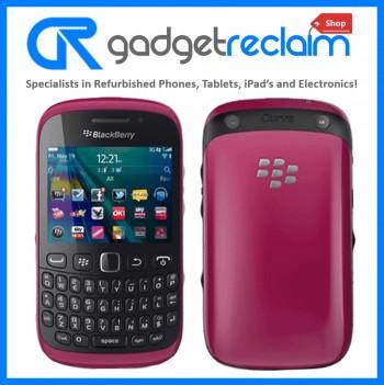 Blackberry Curve 9320 Pink - QWERTY Keyboard | Unlocked | Grade B