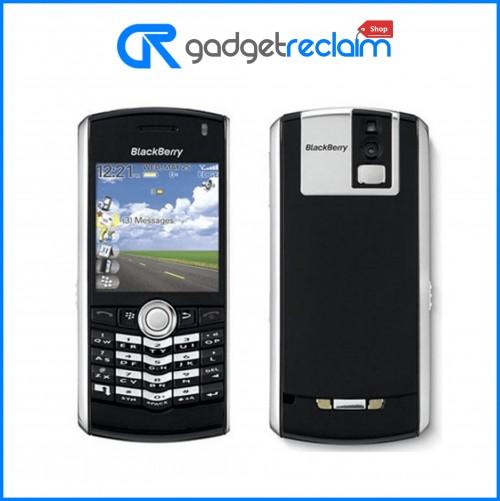 BlackBerry Pearl 8100 Black | Vodafone | Grade C