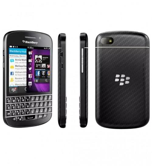 Blackberry Q10 | Black | EE | Grade B