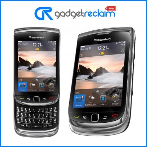 BlackBerry Torch 9800 - Black | Unlocked | Grade C