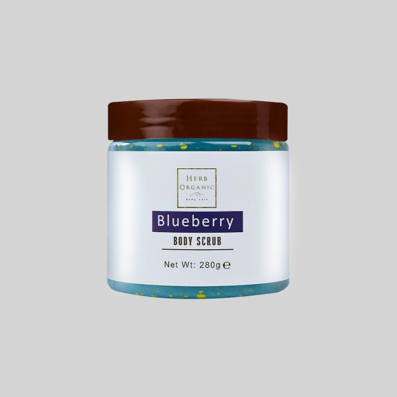 Blueberry Body Scrub
