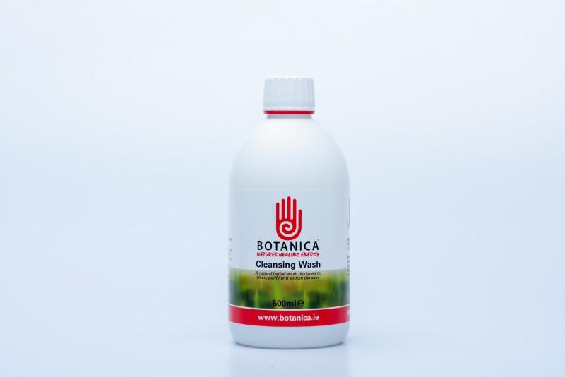 Botanica Cleansing Wash (500ml)