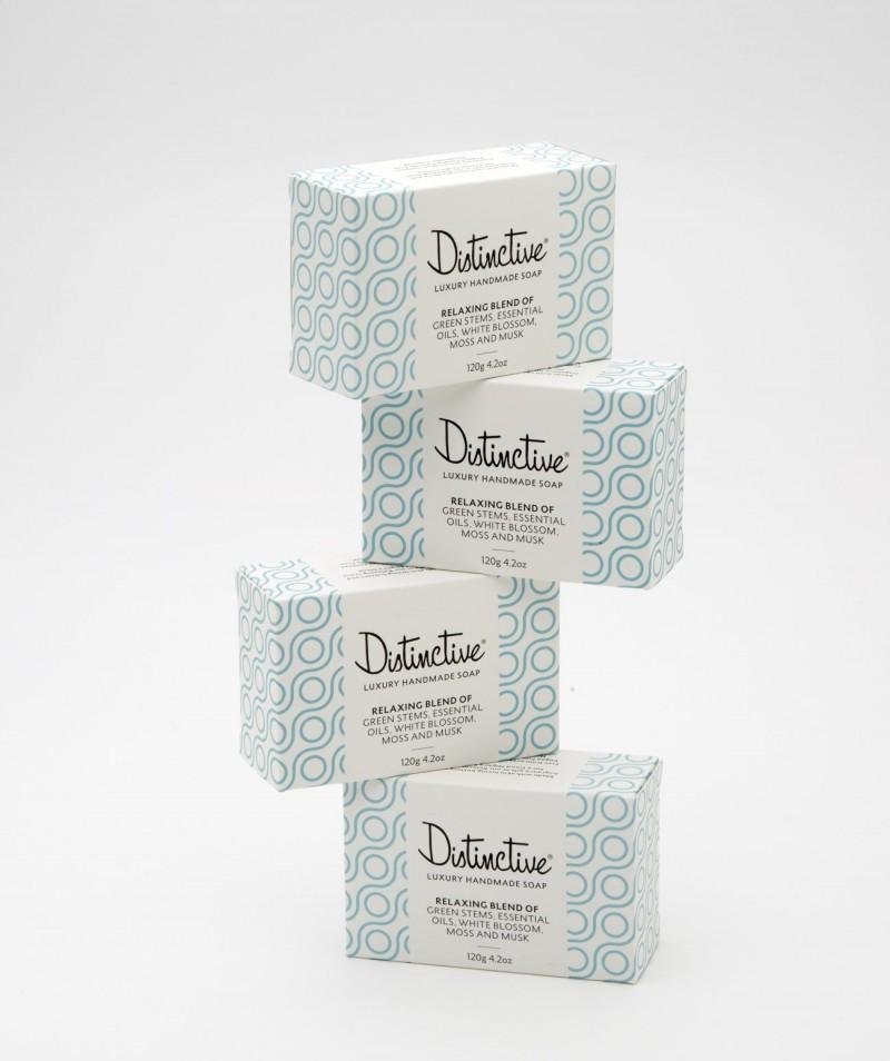 Box of 4 Luxury Handmade Soaps