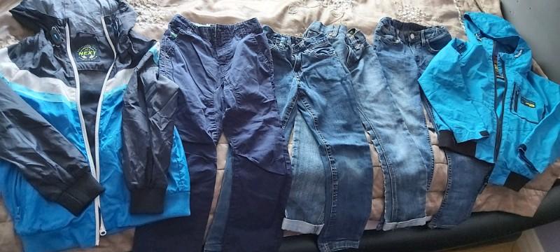 Boys clothes size 6-7 y