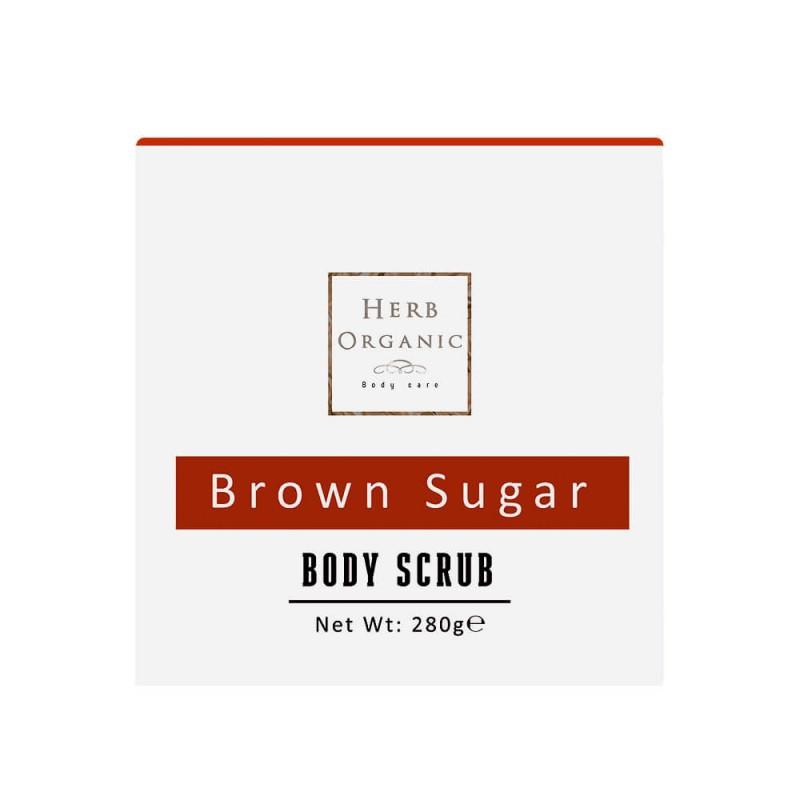 Brown Sugar Body Scrub 3