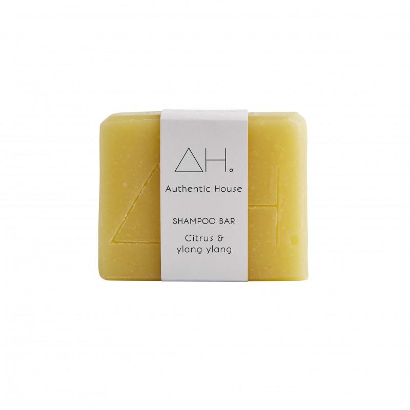 Citrus & ylang ylang shampoo bar 3