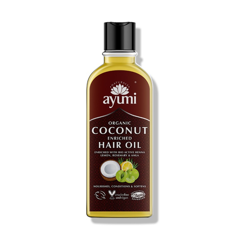 Coconut Enriched Hair Oil 150ml 2