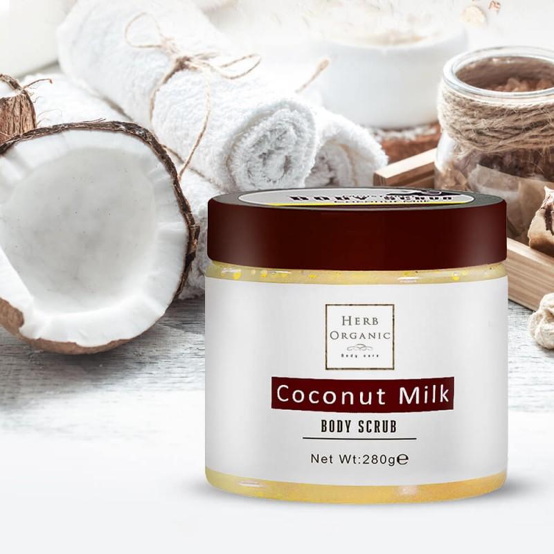 Coconut Milk Body Scrub   27% OFF 2