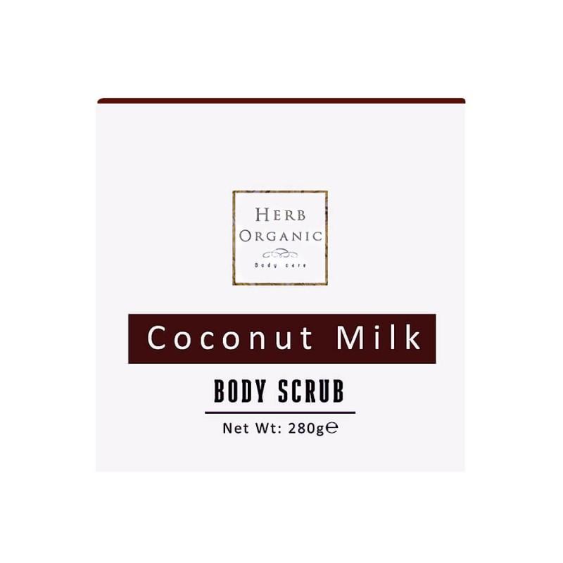 Coconut Milk Body Scrub   27% OFF 4