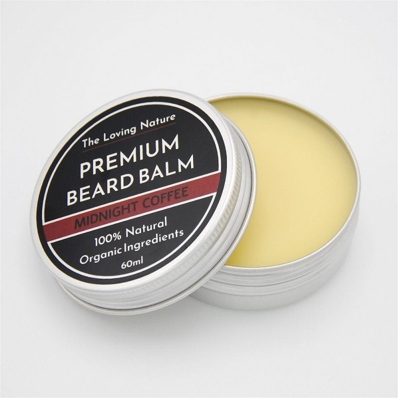 Coffee Beard Balm - Midnight Coffee 2