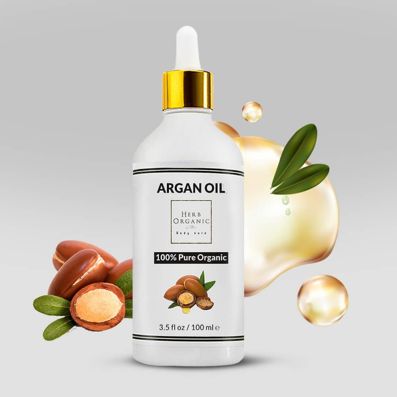 Cold Pressed Pure Argan Oil | 10% OFF 2