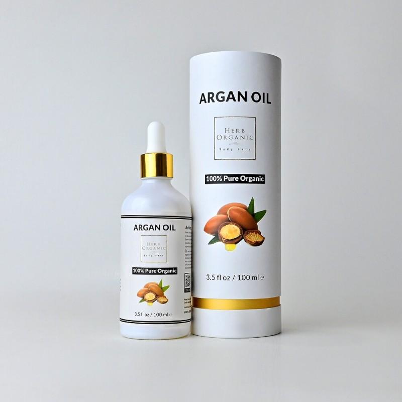 Cold Pressed Pure Argan Oil | 10% OFF 3