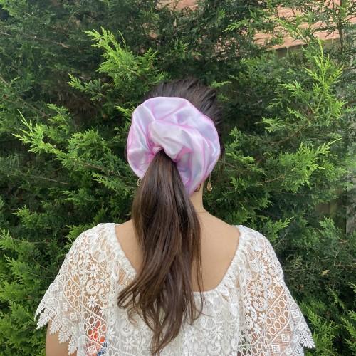 Double Layered Jumbo Hair Scrunchies