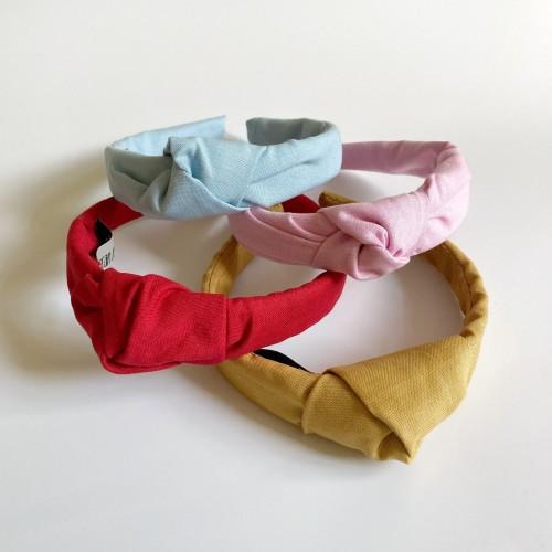 Cotton Knotted Headband
