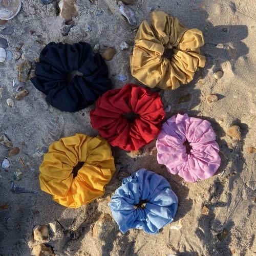 Cotton Medium Scrunchies