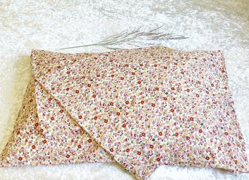 Cream Liberty Cotton Queen Envelope Pillowcase