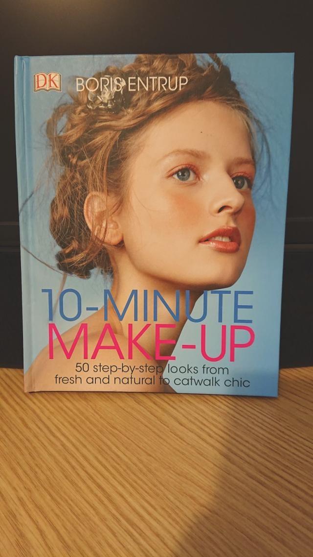 Makeup and Nail Art Books