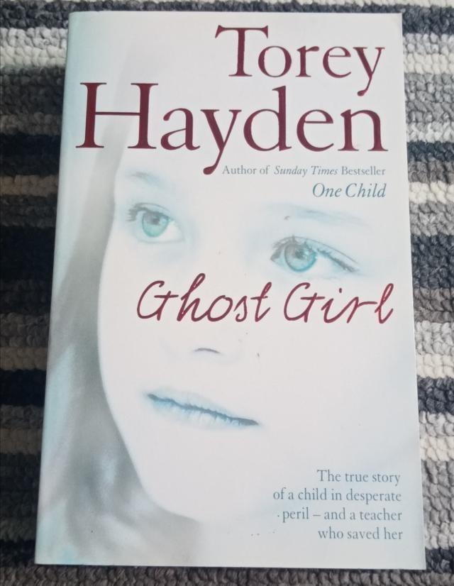 ghost girl book