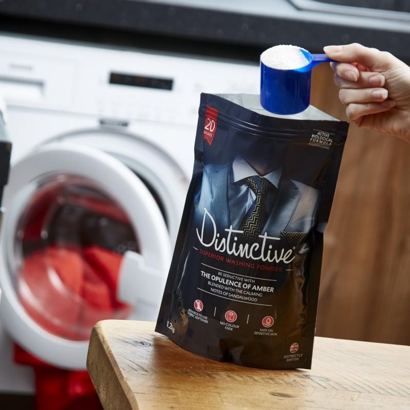 Distinctive Washing Powder - Masculine Fragrance 2
