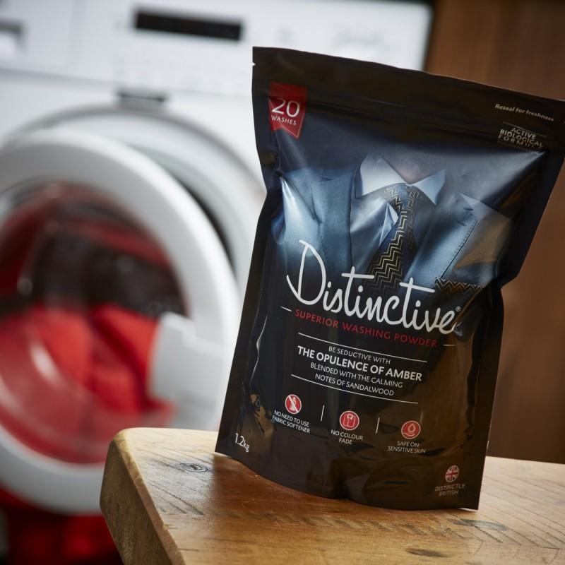 Distinctive Washing Powder - Masculine Fragrance 3