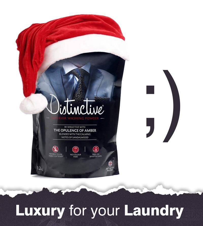 Distinctive Washing Powder - Masculine Fragrance 5