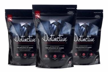 Distinctive Washing Powder (Pack of 3) - Masculine Fragrance