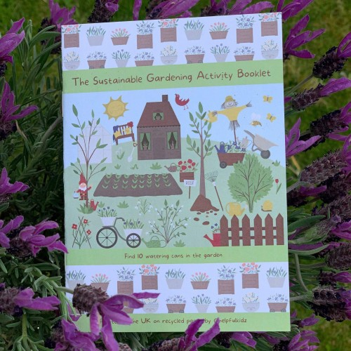 Eco Friendly Garden Activity Booklet
