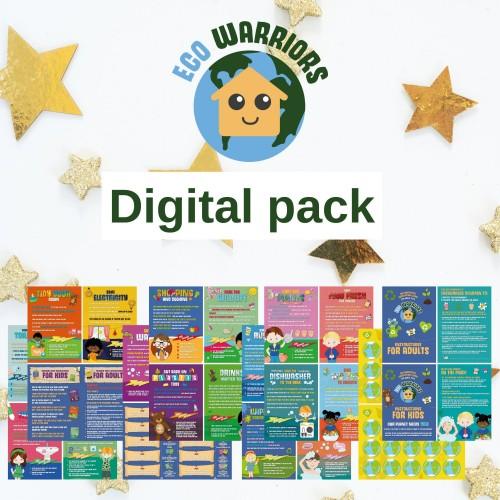 Eco Warriors Digital Pack