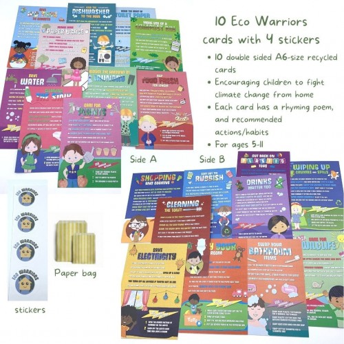 Eco Warriors Party Bag Multi-Packs