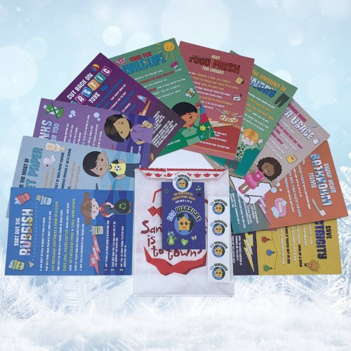 Eco Warriors Stocking Filler (Small Pack) - Christmas Eve Box Activity