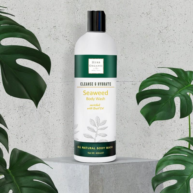 Energising Seaweed Body Wash 2